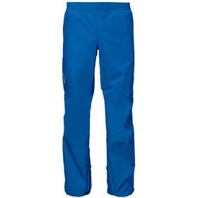 VAUDE Drop II Pantalones Hombre, signal blue